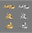 1410i030003pm004c23jewellery set vector image vector image