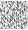 abstract gray geometric background vector image vector image