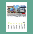 calendar sheet layout july month 2021 year