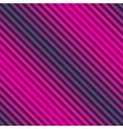 pink neon stripes texture vector image vector image