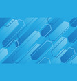abstract blue tone polygon line geometric speed vector image