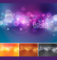 blur and unfocused abstract background vector image vector image