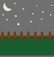 night background design vector image vector image