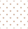 elegant strawberries seamless pattern on white vector image