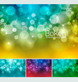 Blur and unfocused abstract background