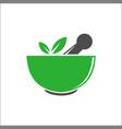 pharmacy logo icon template vector image
