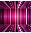 Abstract purple warped stripes background