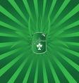 green df vector image vector image