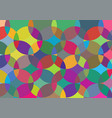 Modern abstract background in colorful color
