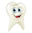 tooth man vector image