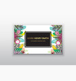 business card luxury business card design vector image