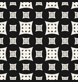 abstract geometric seamless pattern squares vector image vector image