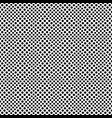 seamless dot pattern background - abstract design vector image vector image