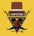 Hipster Color Style vector image