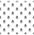 firefighters pattern seamless vector image vector image