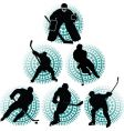 Hockey team vector | Price: 1 Credit (USD $1)