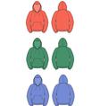 Hoody vector image