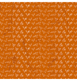 origami seamless pattern design vector image