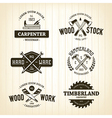 Carpentry Emblems 1