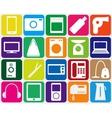 Twenty gadgets vector image vector image