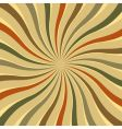 twisted background vector image vector image