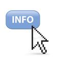 Info Button Click vector image