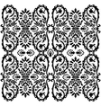 ottoman serial patterns two vector image vector image