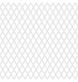 seamless diamonds grid pattern vector image vector image