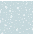Snowing vector image vector image