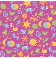 natural wallpaper vector image vector image