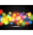 blur backgroun vector image vector image
