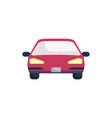car icon automobile vector image