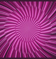 comic page purple spiral background vector image vector image