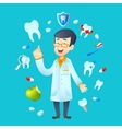 Dentistry Concept vector image