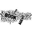 Your literary agent how to get one fast text