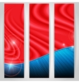 Abstract Colorful Banner vector image vector image