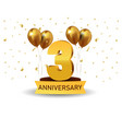 anniversary gold numbers