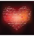 Love Handwriting card