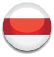 belarus flag vector image vector image
