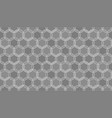 mail seamless looped pattern vector image