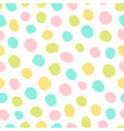 bright paint drops vector image vector image
