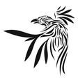 raven 0002 vector image
