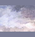 soft pink and blue clouds design background