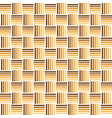 checkered abstract pattern vector image vector image