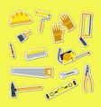 Flat construction tools