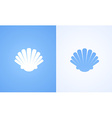Icon of Seashell vector image