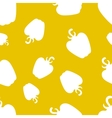 Pattern Silhouette Papper vector image vector image