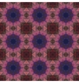 Kaleidoscope abstract colorful pattern vector image