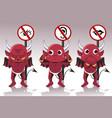 see no evil hear no evil speak no evil vector image