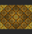 asian geometric background vector image